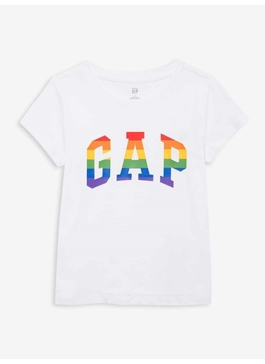 Gap Tişört Beyaz